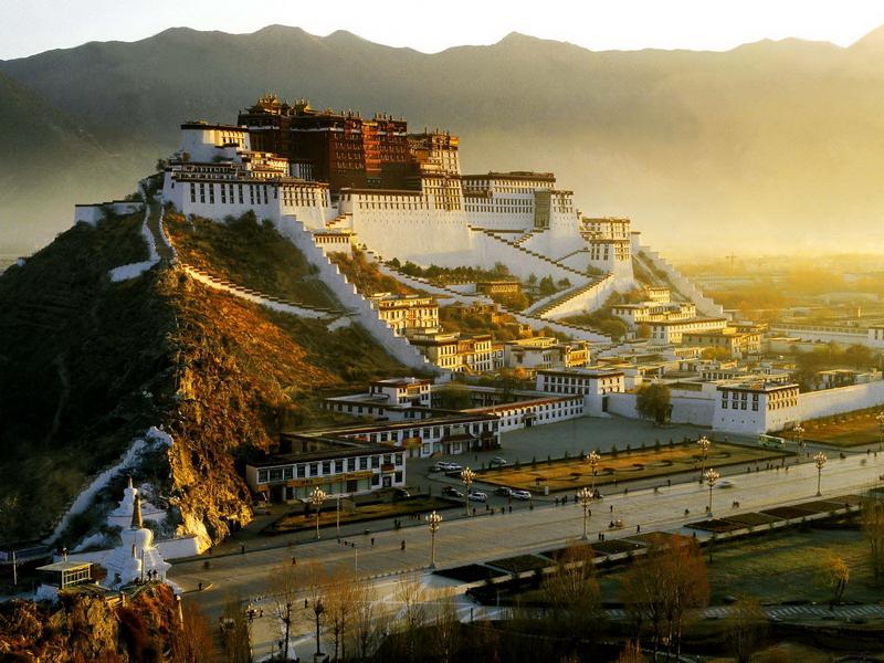 【T1-3雪域梵行】-青海-西藏-大美青海湖+神圣布达拉,西宁进~拉萨出,三一卧九天